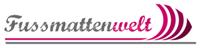 Fussmatten Welt-Logo
