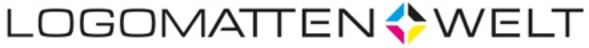 Logomatten Welt Logo