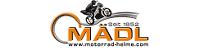 Motorradbekleidung-Mädl Logo