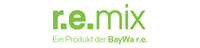 r.e.mix Energie-Logo