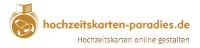 hochzeitskarten-paradies.de Logo