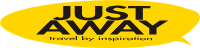 JUST AWAY-Logo