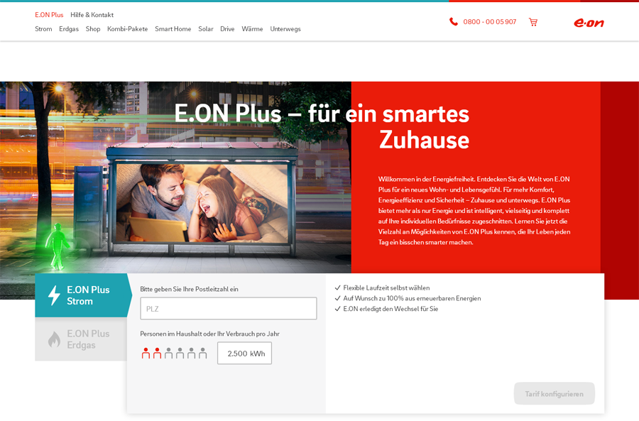 E.ON Plus Gutschein