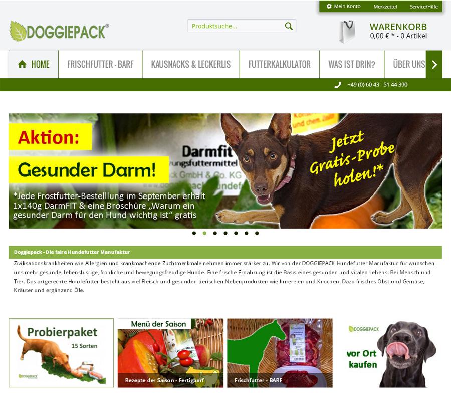 Doggiepack Gutschein