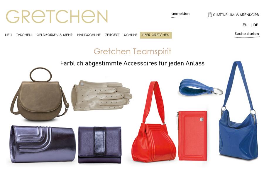 Gretchen.com Gutschein
