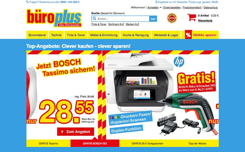büroplus.de Gutschein