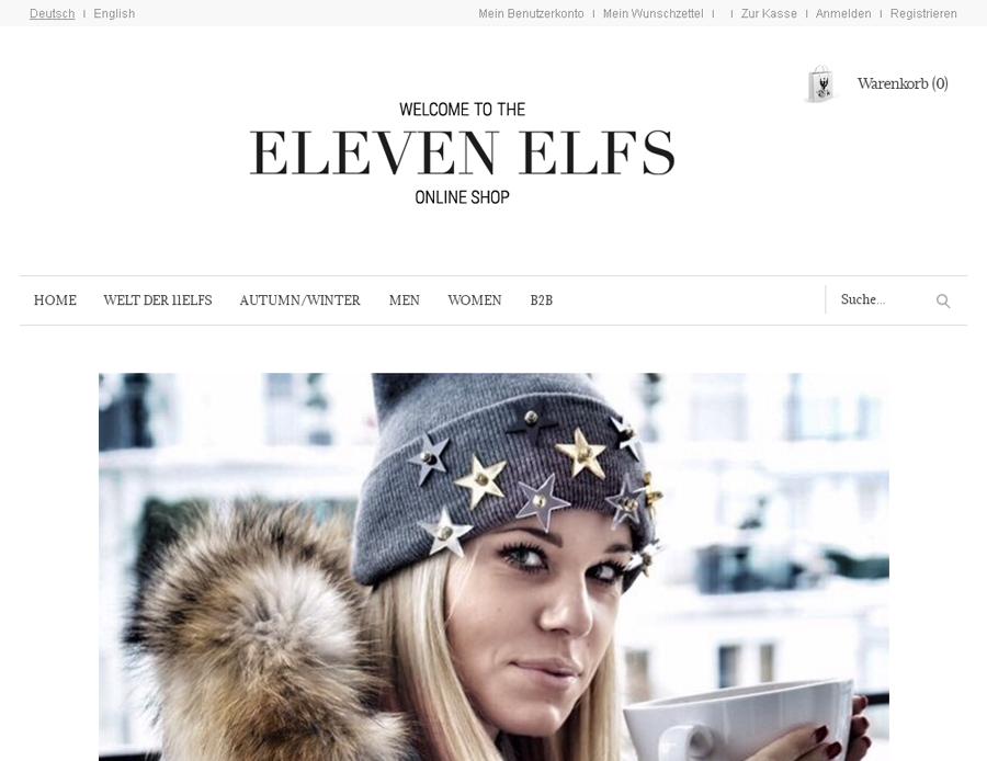 Eleven Elfs Gutschein