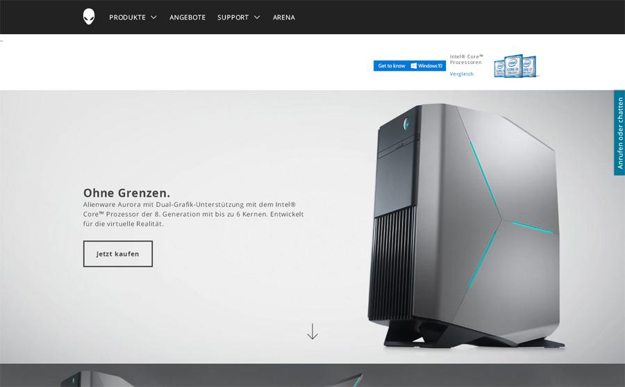 Dell Alienware Gutschein