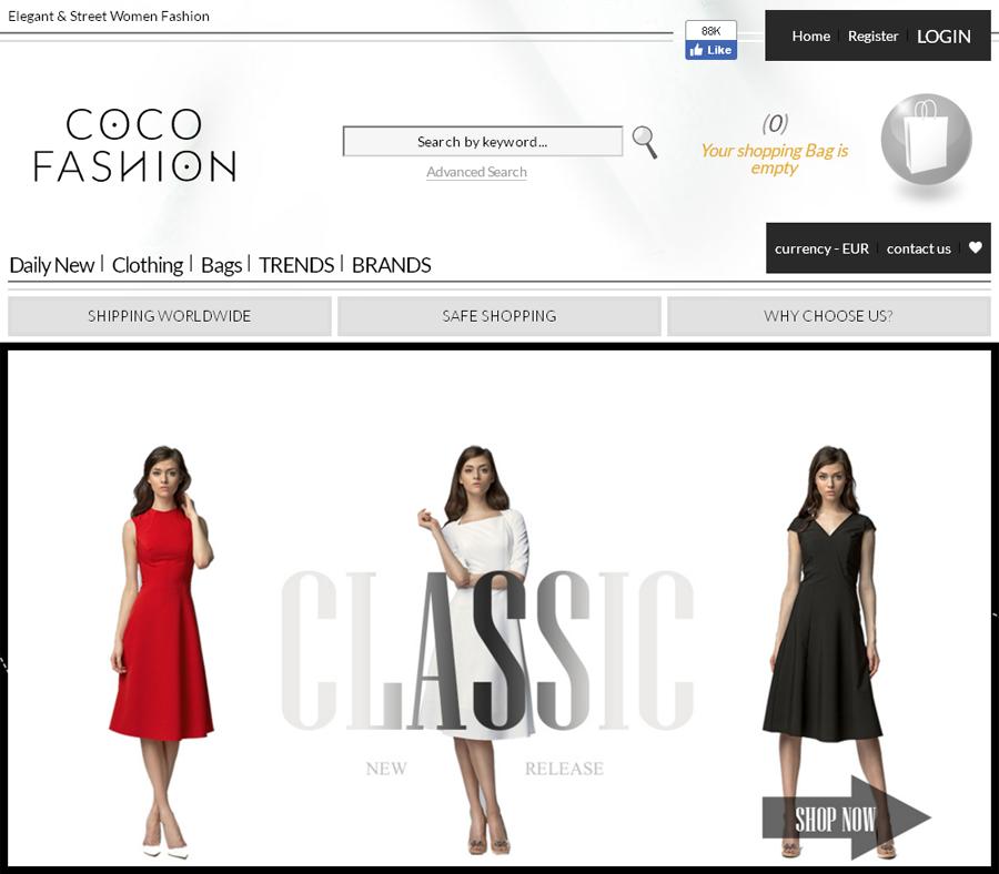 Coco-Fashion Gutschein