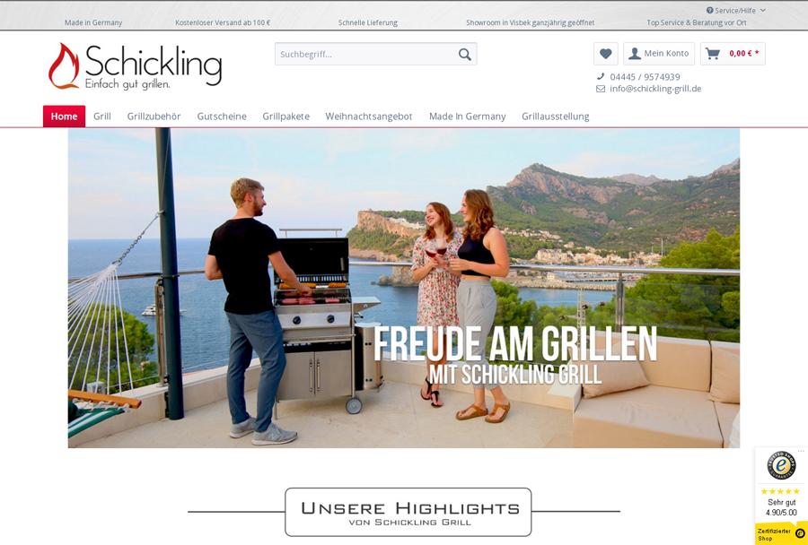 schickling-grill.de Gutschein