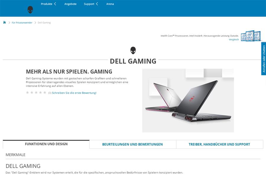 Inspiron Gaming Gutschein