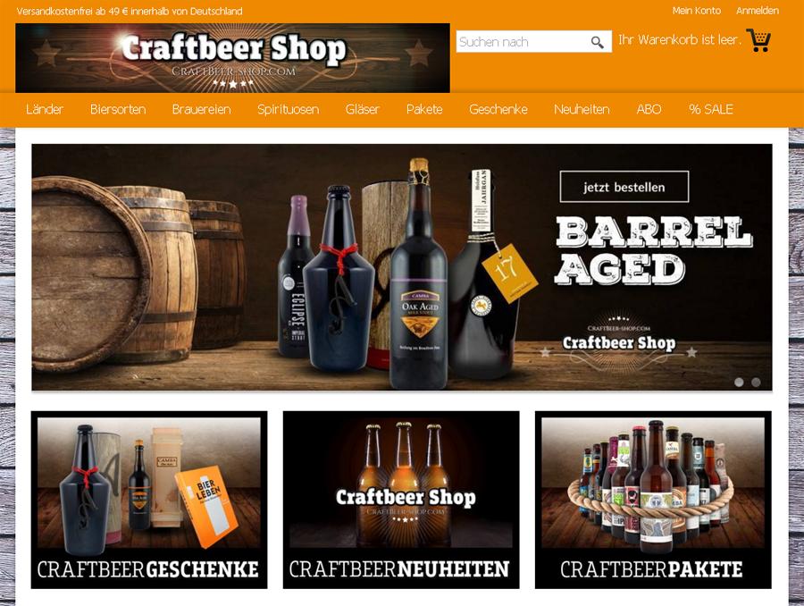 CraftBeer-Shop.com Gutschein