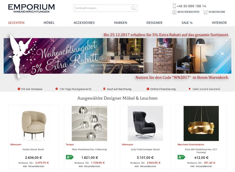 emporium-mobili.de Gutschein