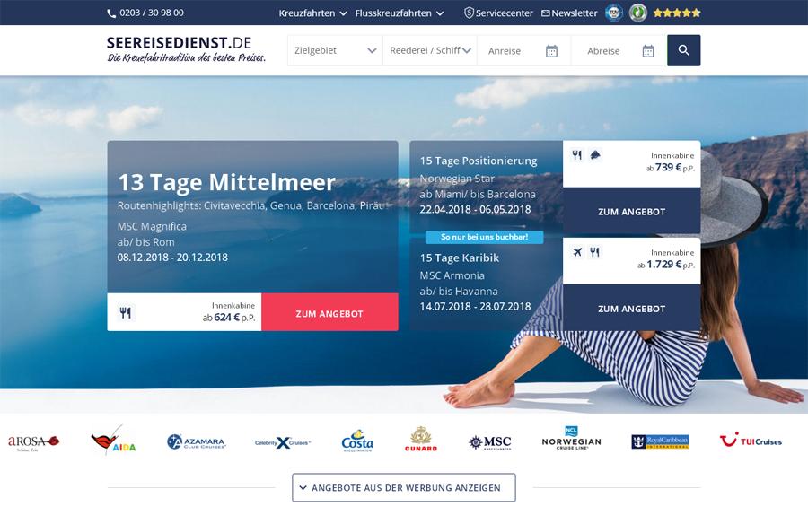 Seereisedienst.de Gutschein