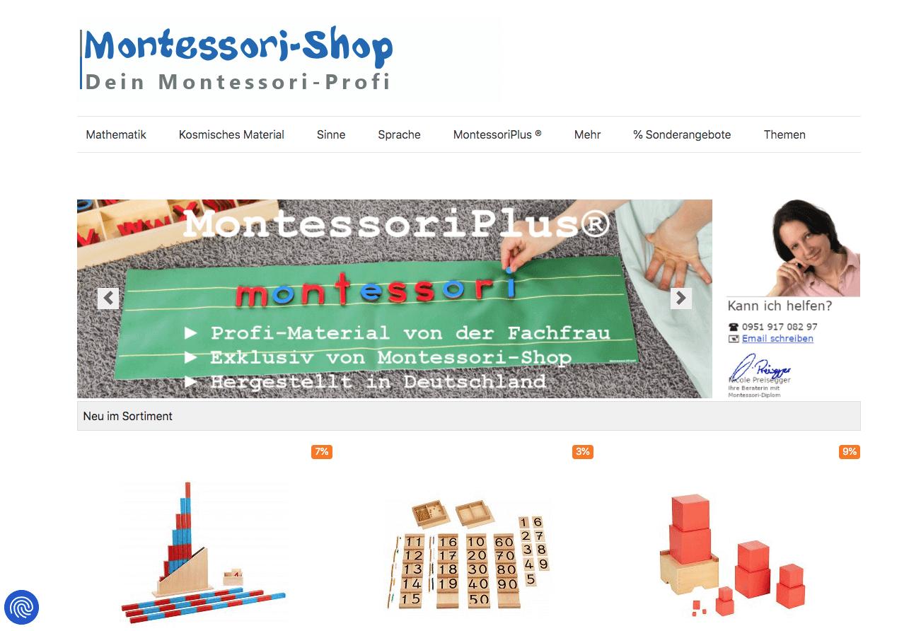 Montessori-shop.de Gutschein