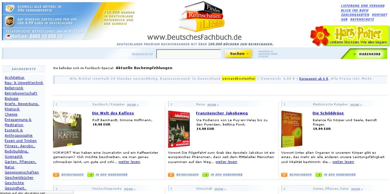 DeutschesFachbuch.de Gutschein