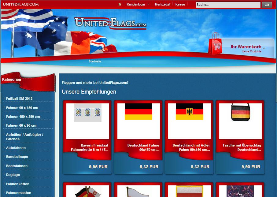 unitedflags.com Gutschein