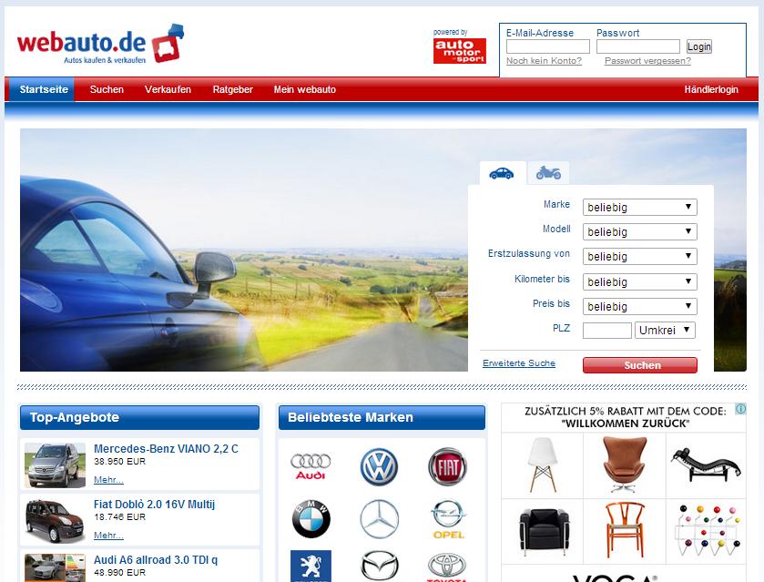 webauto.de Gutschein