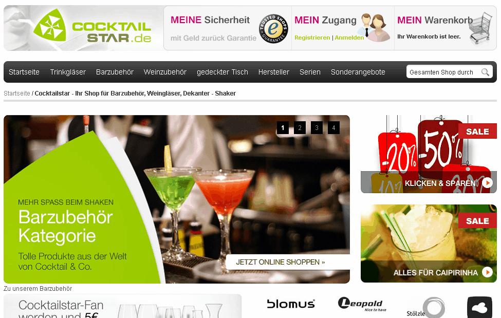 cocktailstar.de Gutschein
