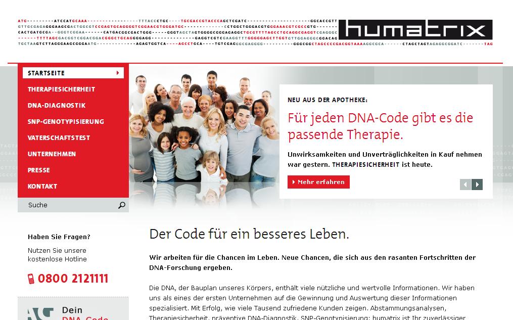 humatrix.de Gutschein
