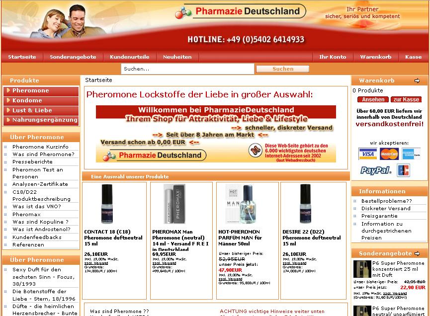 PharmazieDeutschland.com Gutschein