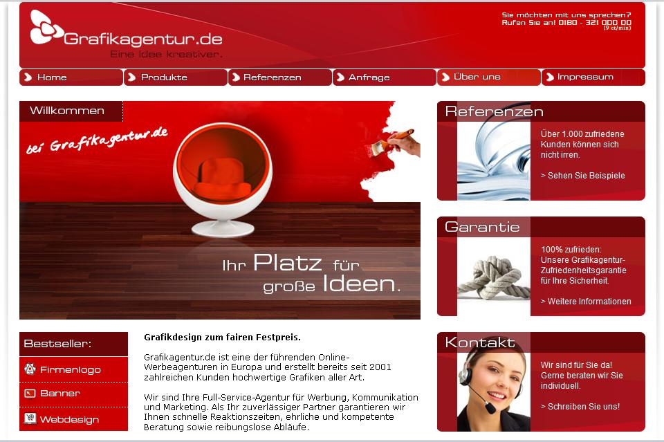 Grafikagentur.de Gutschein