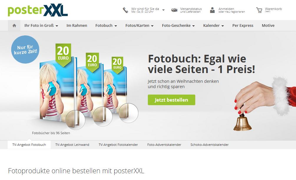 posterXXL.de Gutschein