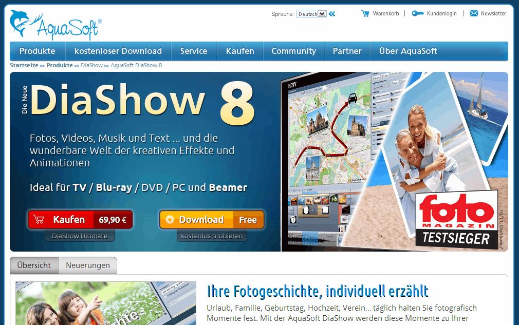 AquaSoft Gutschein