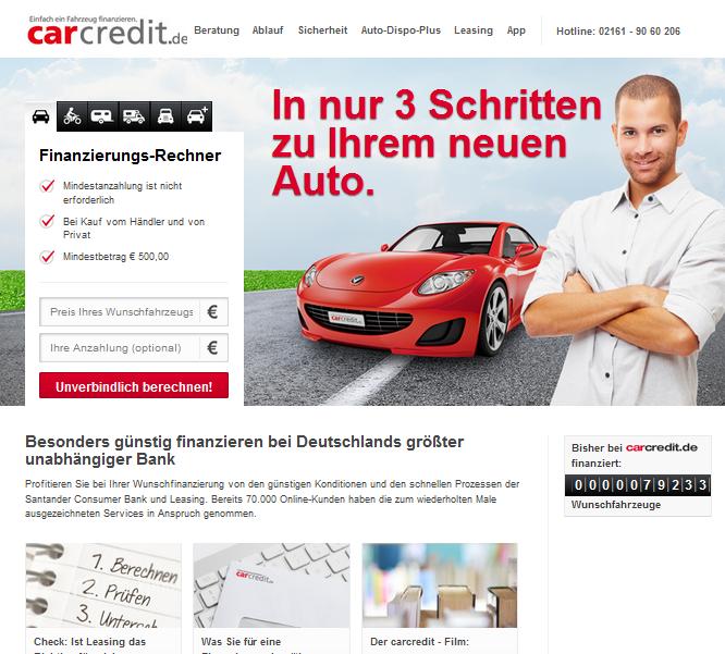 carcredit Gutschein