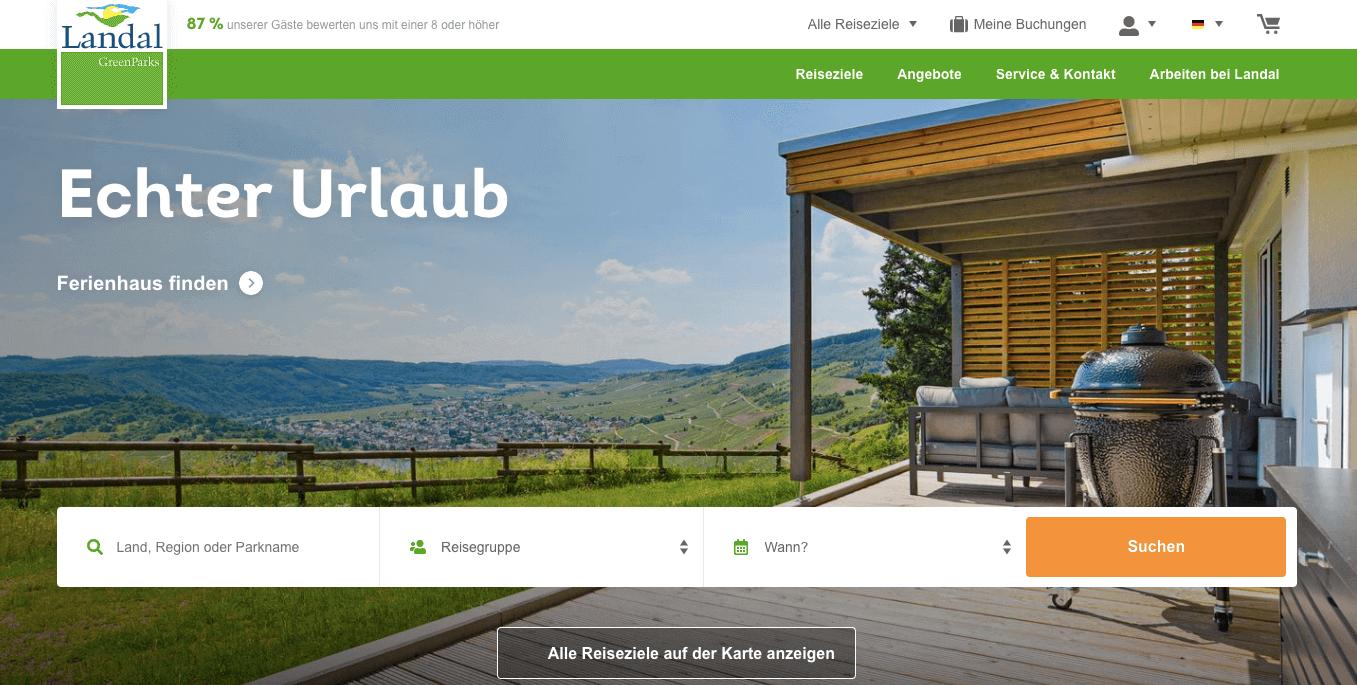Landal GreenParks Gutschein