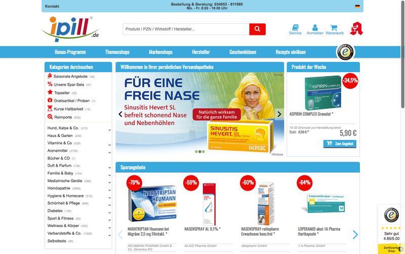 ipill.de Gutschein