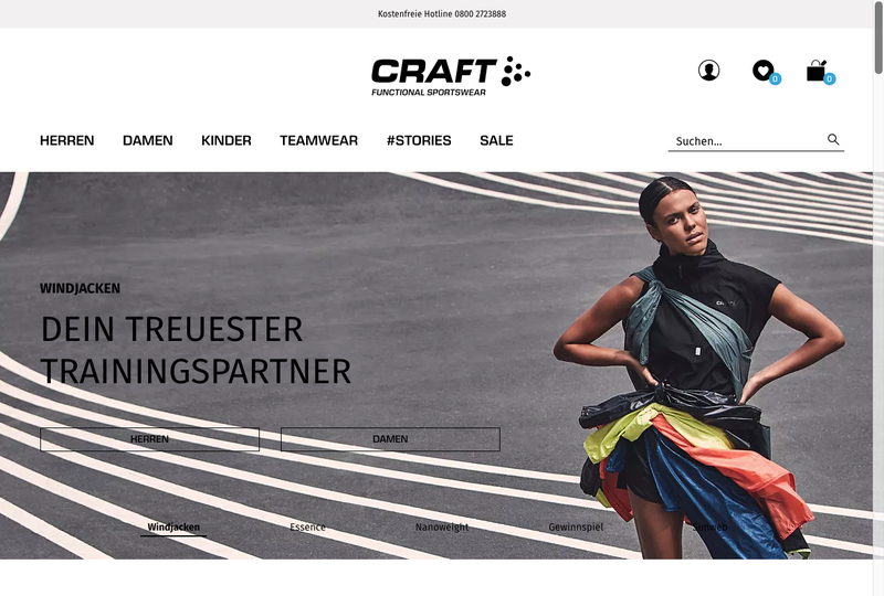 craft-sports.de Gutschein