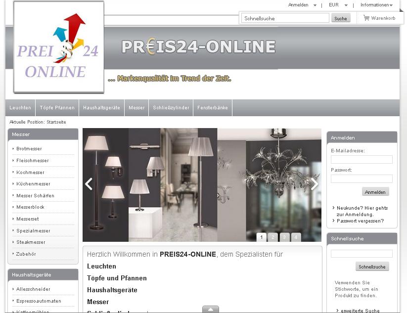 preis24-online.de Gutschein