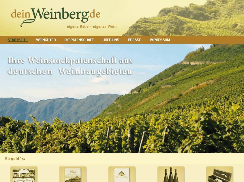 DeinWeinberg.de Gutschein