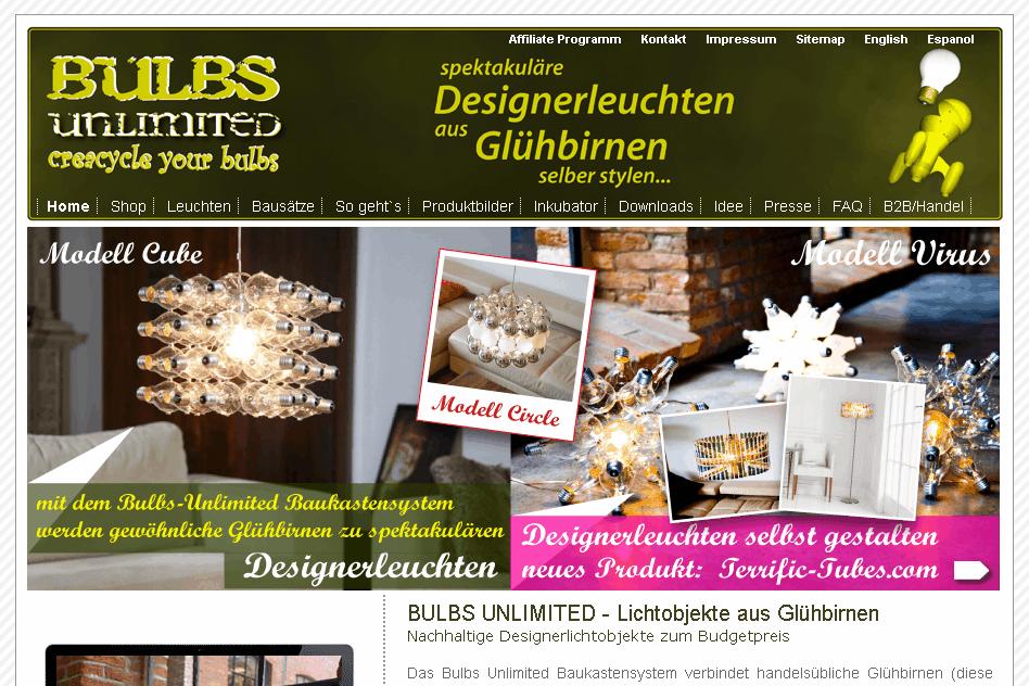 Bulbs Unlimited Gutschein