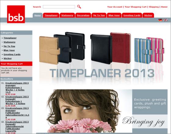 BSB Online-Shop Gutschein