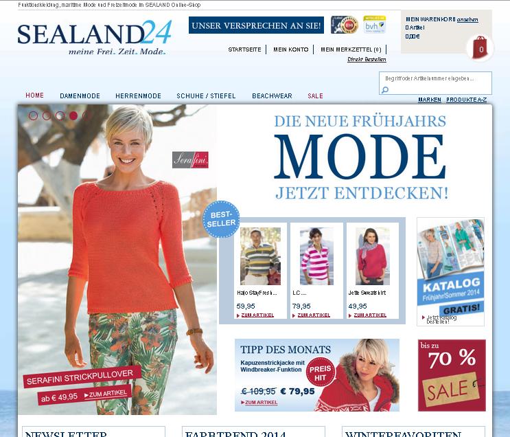 Sealand24 Gutschein