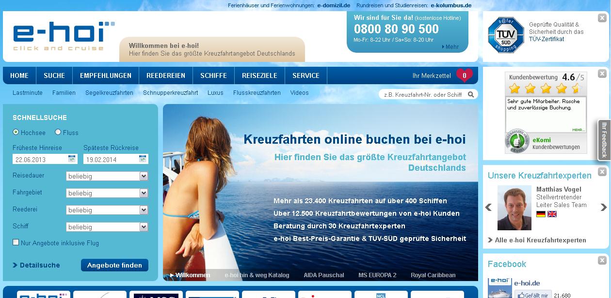 e-hoi.de Gutschein