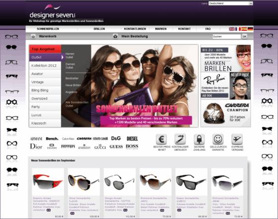 Designerseven.com Gutschein
