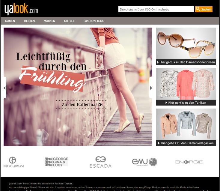 yalook.com Gutschein