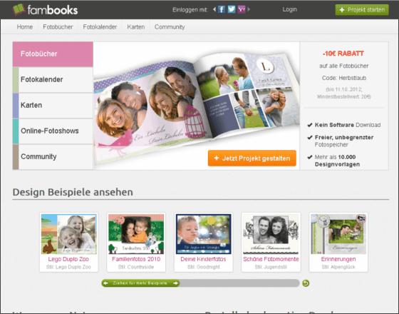 FamBooks Gutschein