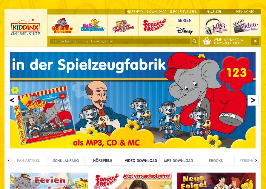 Kiddinx-Shop.de Gutschein