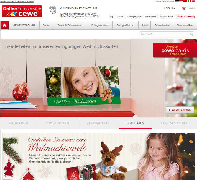OnlineFotoservice.de Gutschein