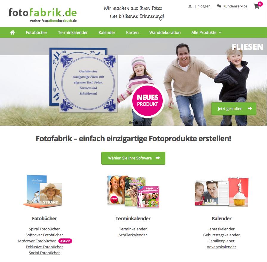 Fotofabrik.de Gutschein