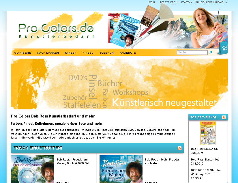 pro-colors.de Gutschein