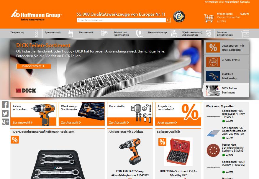hoffmann-tools Gutschein