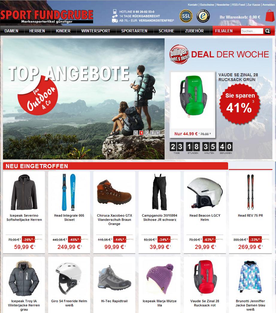 sport-fundgrube.com Gutschein