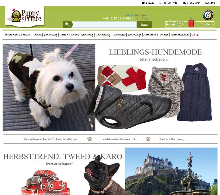 PuppyundPrince.de Gutschein