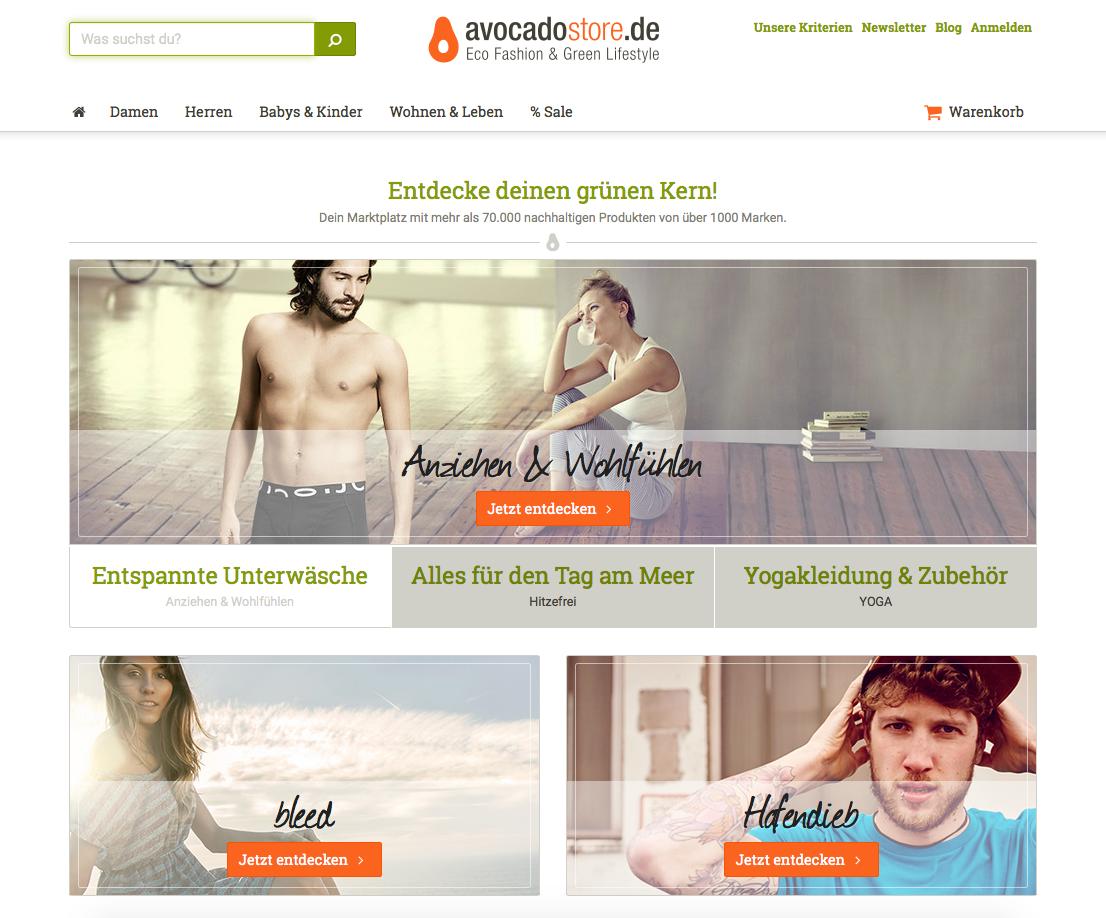 AvocadoStore.de Gutschein