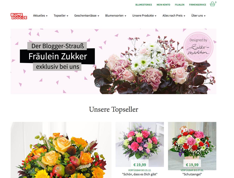 Blume2000.de Gutschein
